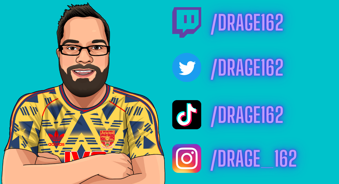 DAILY STREAMER | BLOGGER | CREATOR OF POSITIVE VIBES